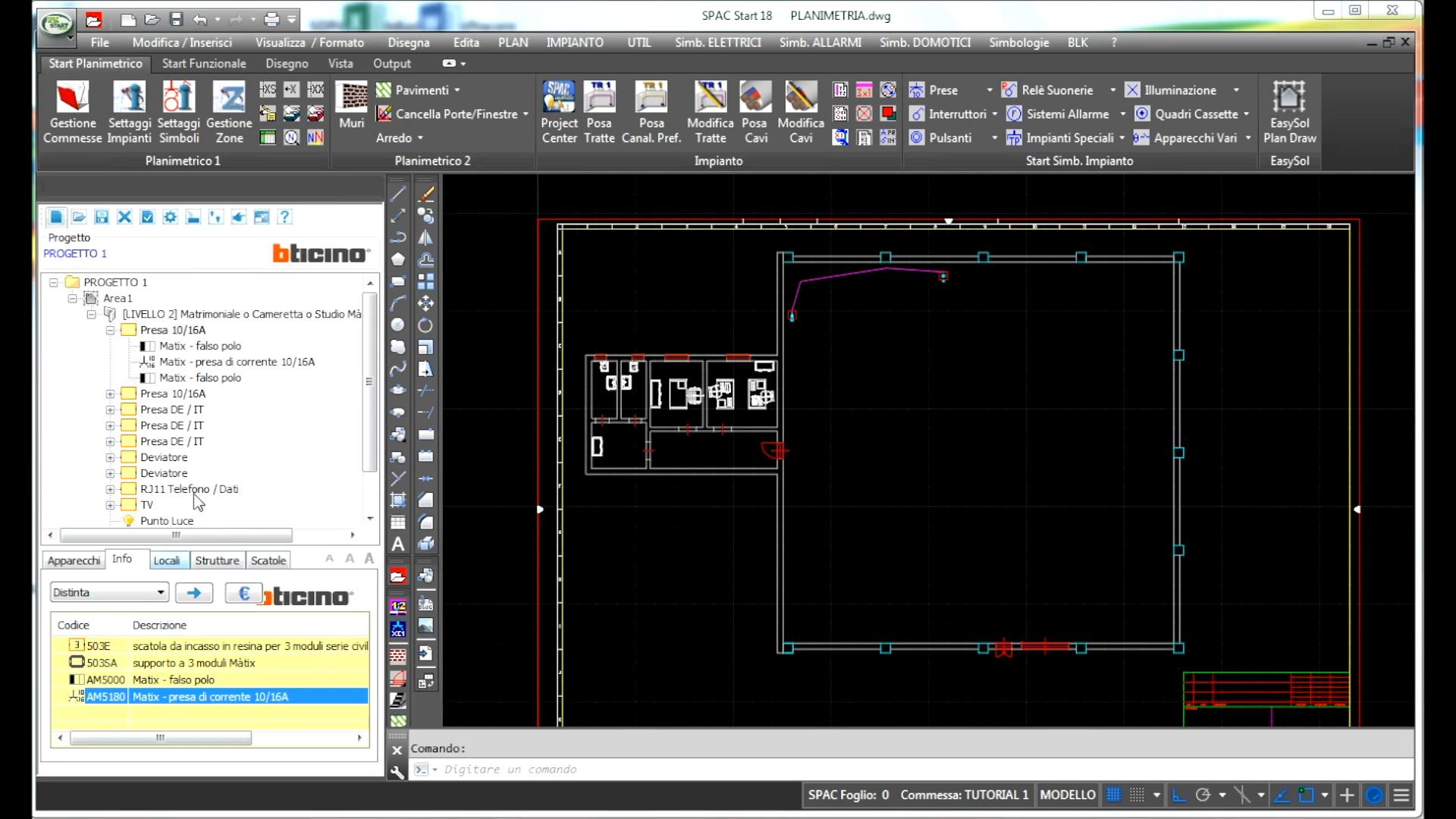 Schemi Elettrici Software : Spac start impianti software cad per la progettazione di