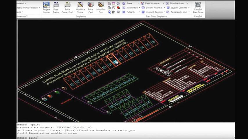 Schemi Elettrici Programma Gratis : Spac start impianti : software cad per la progettazione di impianti